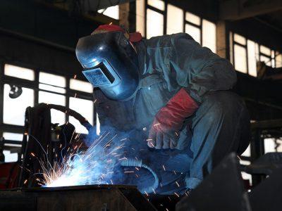 Газовая резка металла в Северске - одна из услуг завода винтовых свай в Северске АС-ВинтБур.