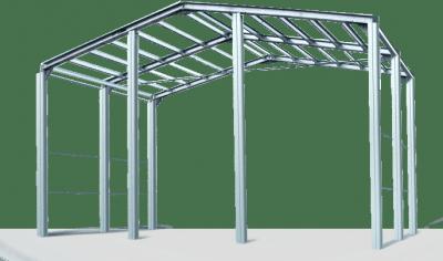 Конструкции из металла в Северске по низким ценам. Большой выбор на металлоконструкции Северск.