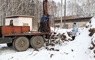 Винтовой фундамент в Северске для зимнего строительства. Выгодные предложения от завода винтовых свай.