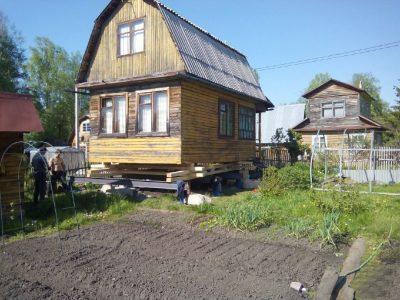 Подъём домов в Северске - необходимая мера для долгих лет Вашего дома. Подъём домов Северск от профессионалов.