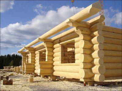 Строительство деревянных домов в Северске по низким ценам. Полный комплекс работ в одном месте!