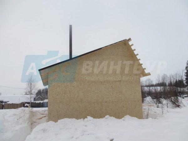 Строительство каркасного дома Северск