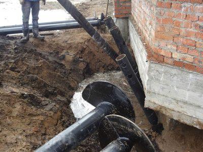 Усиление фундаментов в Северске. Качественные работы по низким ценам. Завод винтовых свай АС-ВинтБур.